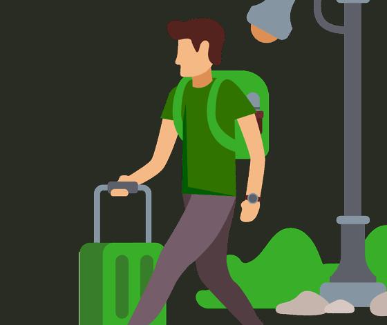 Reissaaja-poika-green